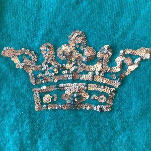 BCBG Max Azria cashmere queen sweater sm